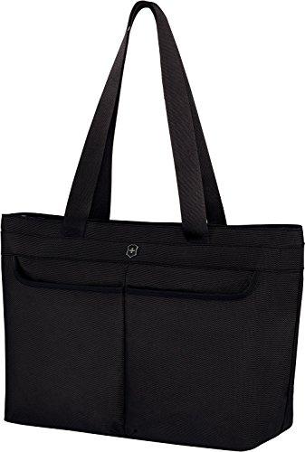 Victorinox Werks Traveler 5.0 WT Shopping Tote, Black, One (Bag Werks Traveler)