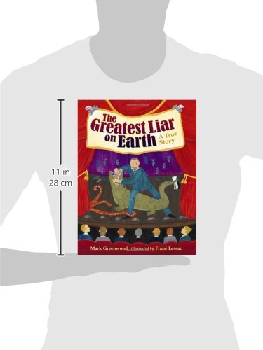 The Greatest Liar on Earth by Candlewick (Image #3)