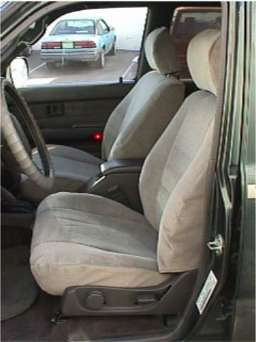 2003 4 runner seat covers - 7