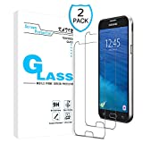 samsung galaxy star 2 KATIN Galaxy J3 2018 Screen Protector - [2-Pack] Tempered Glass for Samsung Galaxy J3 Achieve/ J3 Star/ J3 V (3rd Gen) 2018/ J3 Orbit Easy to Install, Bubble Free with Lifetime Replacement Warranty