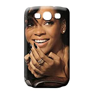 samsung galaxy s3 mobile phone covers Anti-scratch Shatterproof Hd rihanna laughing