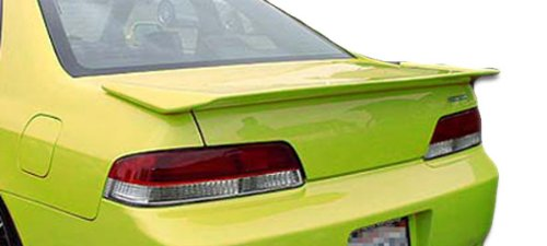 Duraflex Replacement for 1997-2001 Honda Prelude Type M Wing Trunk Lid Spoiler - 1 Piece