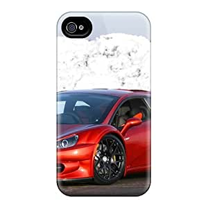 Fashionable XuKXZPX8081mrerT Iphone 4/4s Case Cover For Plethore Lc 750 Supercar Protective Case