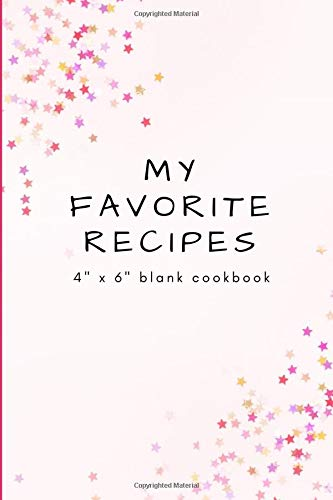 Mini Pocket Purse Blank Recipe Journal Pink: Collect Favorite Cookbook Notes For Future Daughter & Grandkids In Custom Personal Cook Book; 120 Recipe Journal & Organizer; Small & Slim Food Planner