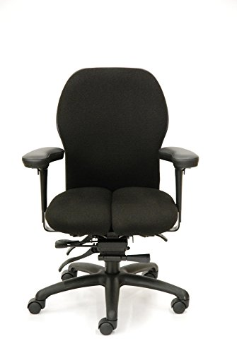 Core-flex Active Sitting Ergonomic Management Chair for Healthy Movement While Sitting w/Memory Foam