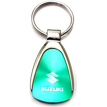 Green Teardrop KCGR.VIP Au-TOMOTIVE GOLD Compatible Keychain and Keyring for Viper
