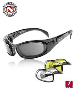 John Doe® Style Hollister Lunettes de sport pour moto ou ski