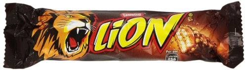 Price comparison product image Nestle Lion Bar,  52 Gram (Pack of 12)