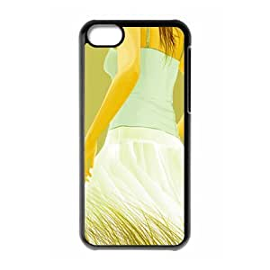 Youthful vitality wallpaper iPhone 5C Case Black