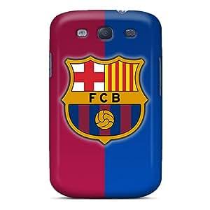 Samsung Galaxy S3 FUc7794JuUd Customized Beautiful Fc Barcelona Image Protector Hard Phone Case -DannyLCHEUNG
