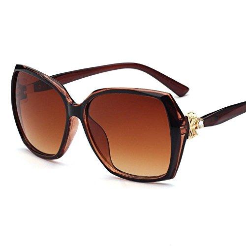 de Retro Regalos B Axiba Sol de Hombre Europea Gafas creativos Sol Mujer Gafas qX6pgaw6