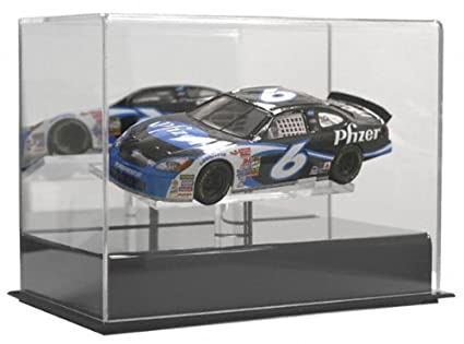 Amazon.com: Nascar 1/24 die cast Display Case con plataforma ...