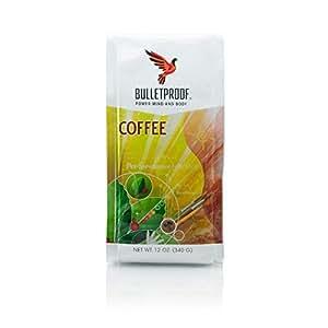 Bulletproof The Original Whole Bean Regular Coffee, 340 Grams