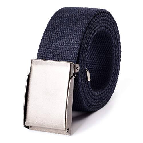Canvas Web Belt | Cut to Fit Up to 52