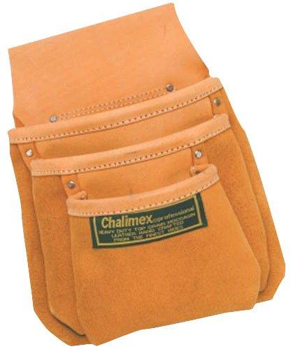 Chalimex ST1146 3-Pocket Nail and Tool Bag