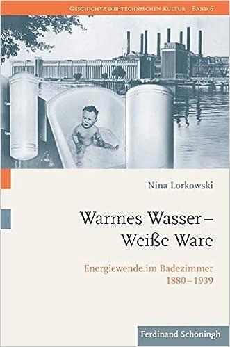 Warmes Wasser - Weiße Ware: Energiewende im Badezimmer 1880 ...