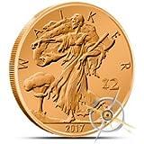 2 Pack Zombucks Copper Bullion Rounds - 1 AVP Ounce Each