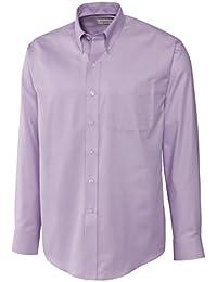 Men's Big-Tall Long Sleeve Epic Easy Care Nailshead Shirt