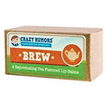 Crazy Rumors Gift Set, Brew, Spice Collection 4 PK (Pack of 1)