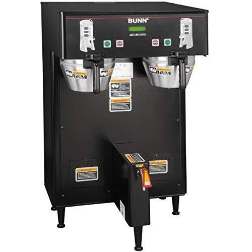Thermofresh Dbc Brewers - Bunn 34600.0001 Black Dual ThermoFresh DBC Brewer, Funnel Lock 120/240V, 6600W