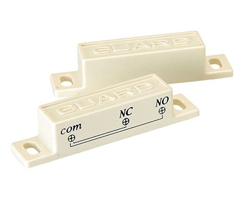 Megatronix MGT Magnetic Reed Switch Alarm Security Sensor Normally Open (N/O) / Normally Closed (N/C) ()