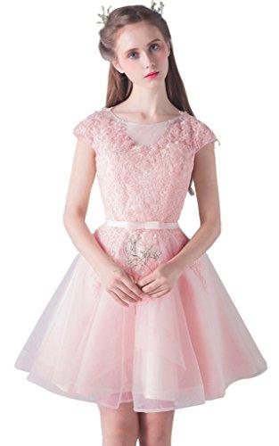 Vimans Damen ALinie Kleid Rose Uo3pnhUE9 - notyourmothersdiet.com