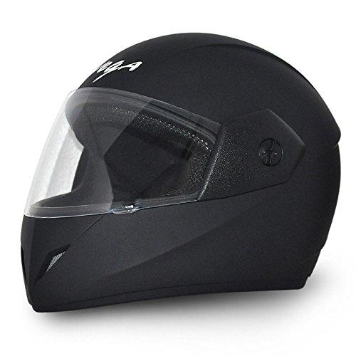 Vega-Cliff-DX-CLF-DX-DKM-Full-Face-Helmet-Dull-Black-M