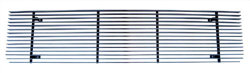 MaxMate Fits 73-80 Chevy Suburban/Blazer/C/K Pickup Replacement Upper 1PC Horizontal Billet Polished Aluminum Grille Grill Insert (Grille Pickup Billet Upper)