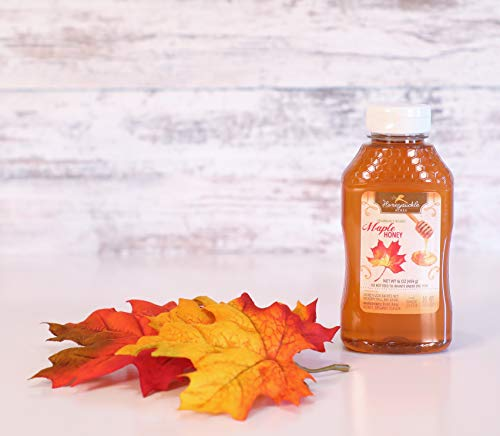 (Maple Honey - Organically Flavored - Squeeze Bottle (Net Wt 16 Oz))