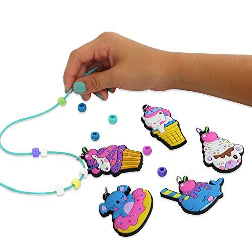 41WkPTR1sWL - Tara Toys Sweetimals Necklace Activity