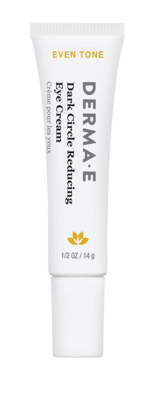 Even Tone Dark Circle Reducing Eye Cream - 0.5 oz. by DERMA-E (pack of 2) New York Giants Hand Sanitizer Sunscreen Lip Balm 3pk
