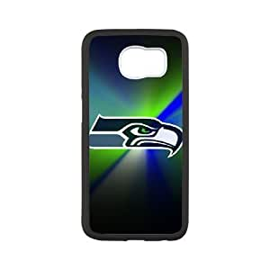 Samsung Galaxy S6 Phone Case White Seattle Seahawks NFL KQ9984708