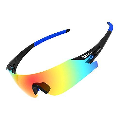 (ALKAI Men's Live Wild Sports Polarized Sunglasses, 100% UV Protective, WildKiz Special Edition )
