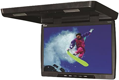 Tview T2207ir 22 Inch Thin Tft Flip Down Ceiling-mount Car/truck Monitor - Ceiling Mount Flip Down Lcd