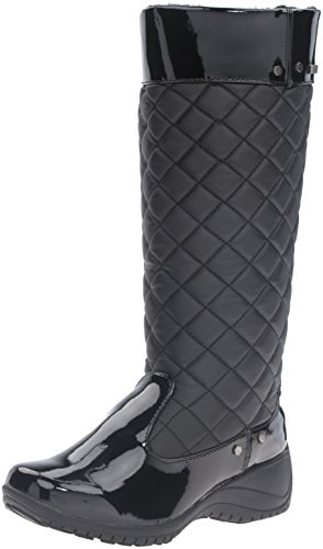 Black Alex Women's Snow Khombu Boot Patent Fw64Hzqx
