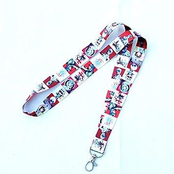 IT Strap Neck Lanyard Badge ID Holder Phone Keychain 45x2cm