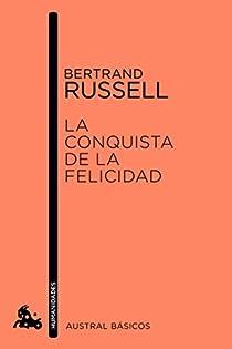 La conquista de la felicidad par Russell