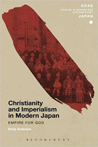 Téléchargements de livres Amazon pour AndroidChristianity and Imperialism in Modern Japan: Empire for God (SOAS Studies in Modern and Contemporary Japan) 1474282768 in French PDF