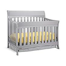 Graco Rory 4-in-1  Convertible Crib, Pebble Gray