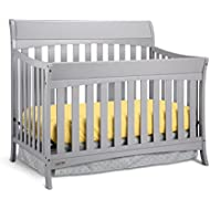 Graco Rory Convertible Crib, Pebble Gray