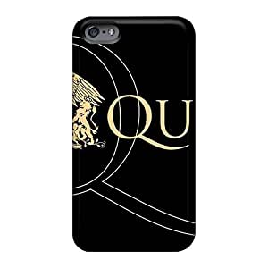 Shock-Absorbing Hard Cell-phone Cases For Iphone 6 (Vrg5668AnDe) Support Personal Customs Realistic Queen Pattern