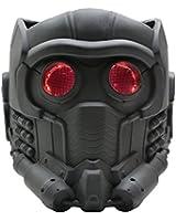 Guardians Star Cosplay Lord Mask Light Up Lifesize PVC Helmet Adults