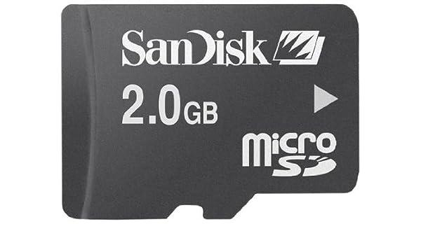 SanDisk microSD 2GB - Tarjeta de memoria Micro Secure ...