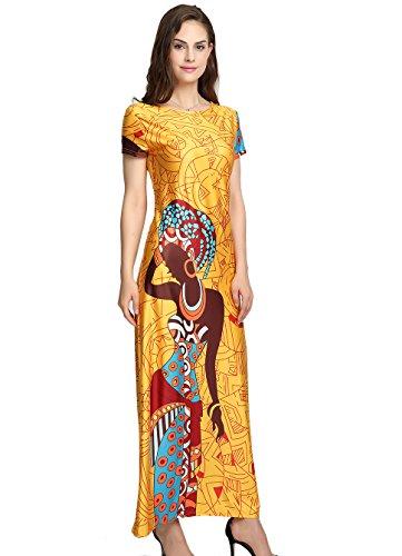 long african dress styles - 1