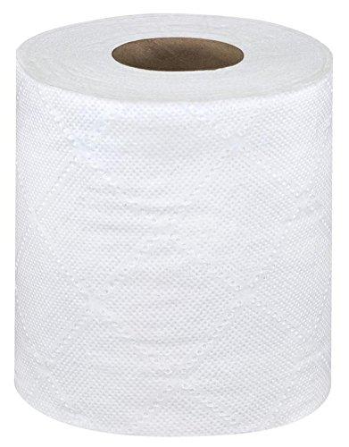 Mayfair Premium 183000 Bathroom Tissue, 100% Virgin, Soft and Brighter Sheet, White, 4.5