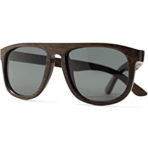 The Longboard | Bamboo Wood Sunglasses Polarized Lenses for Men/Women by Tree People