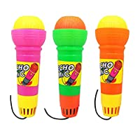 YeahiBaby 3PCS Echo Microphone Kid