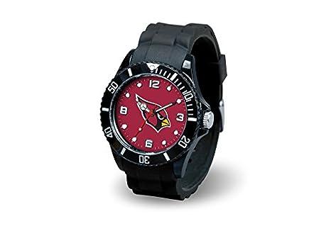 Amazon.com   Rico Industries NFL Arizona Cardinals Spirit Watch ... 941de15ed