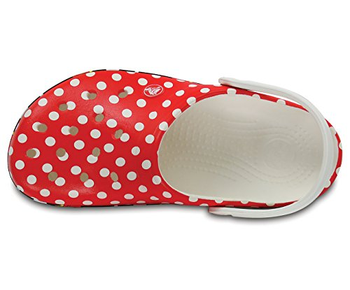 Clog Multi Mouse Women's Crocband Minnie Crocs gwO4qHpayx