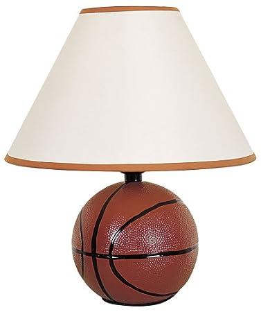 Marvelous Amazon.com: ORE International 604BA Ceramic Basketball Lamp: Home  Improvement